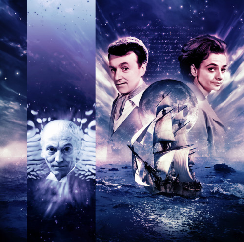 the first doctor and his companions.
