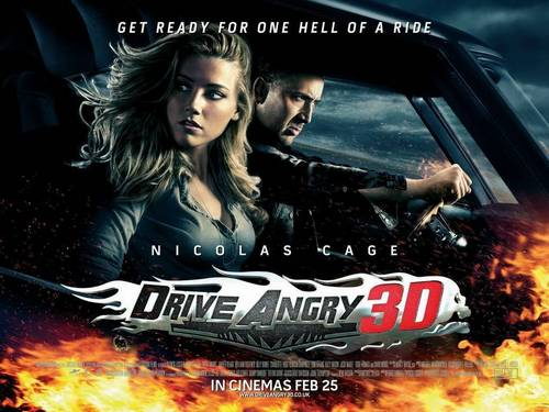Drive Angry 壁紙