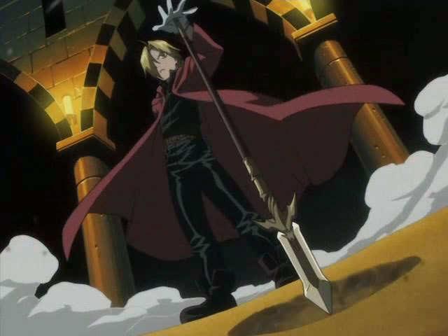 FMA Episode 1 - Full Metal Alchemist Image (20013229) - Fanpop