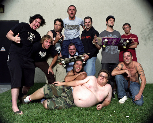 Jackass Cast And Crew