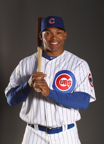 Marlon Byrd 2011 photo jour CHC