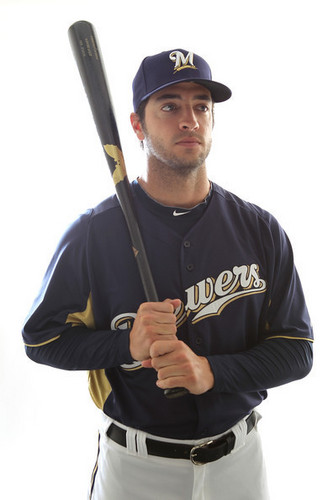 Ryan Braun 2011 photo jour MIL