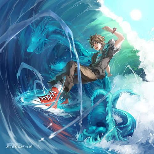 The amazingly awesome looking Percy Jackson