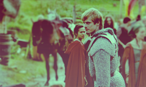 Arthur and Guinevere <3