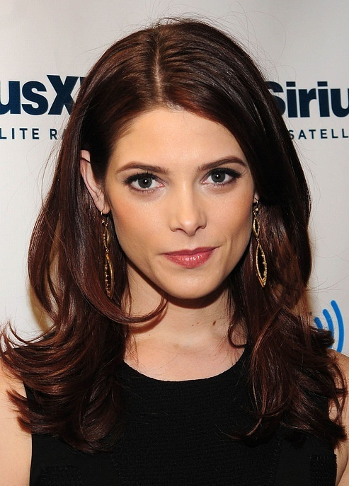 Ashley Greene at SiriusXM radio in New York (14.03)