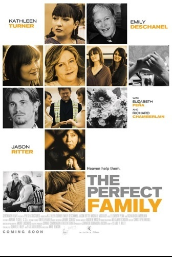 Emily Deschanel in The Perfect Family