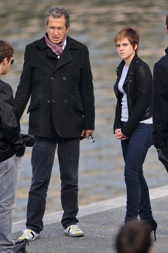 On the Set - March 16, 2011