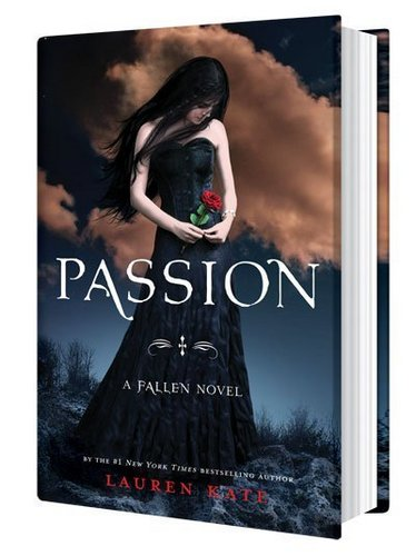 Passion Book Cover