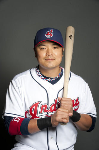 Shin-Soo Choo 2011 Photo Day CLE