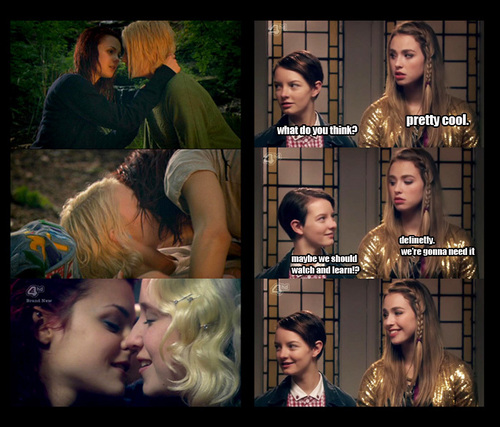 The Naomily school of gay