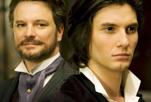 Colin Firth and Ben Barnes - Dorian Gray