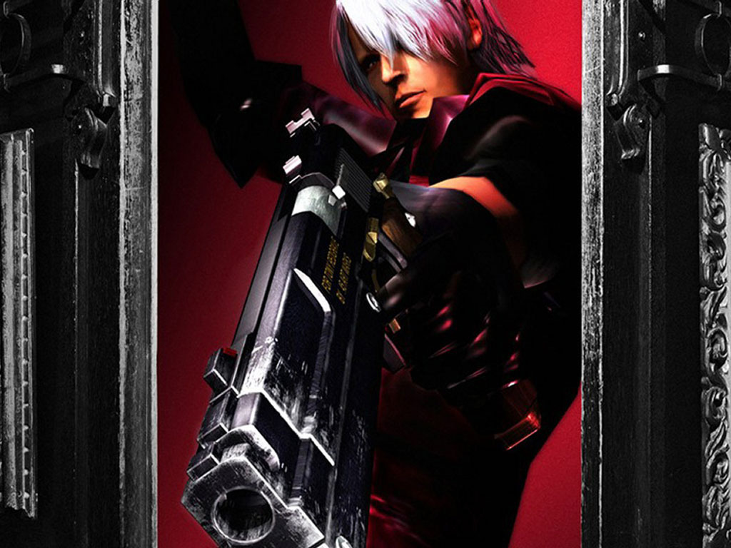 Dante Devil May Cry Wallpaper 20248415 Fanpop
