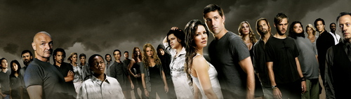 Lost Complete Series Banner- Main Cast