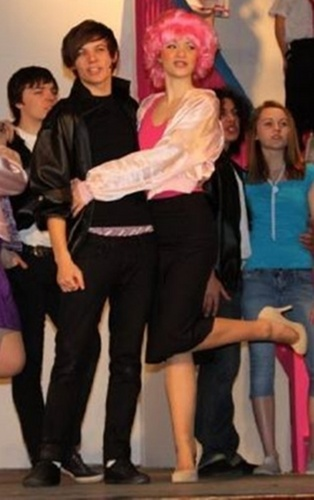 Louis & Hannah = True Любовь (Love Them 2gether) Grease! 100% Real :) x