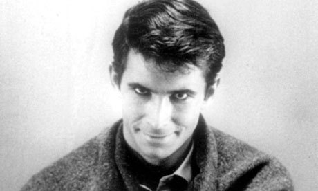Resultado de imagem para Anthony Perkins, o Norman Bates