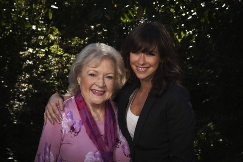 Betty White & Jennifer Love-Hewitt