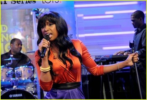 Jennifer Hudson: GMA!