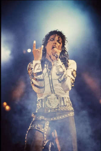 MJ-BAD TOUR 1987-1989<3