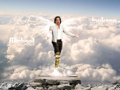Michael in Heaven