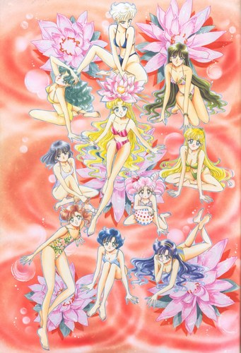 Pin-up Senshi