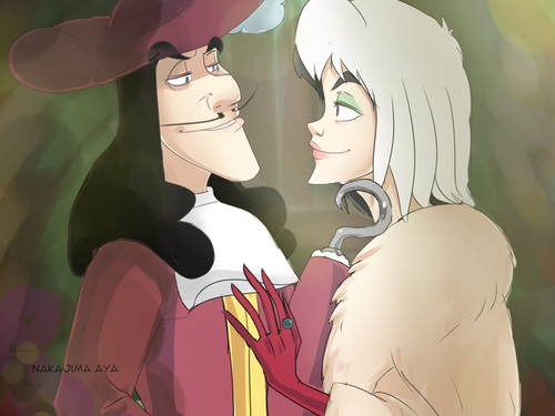 cruella and hook