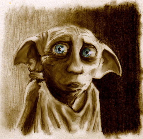 "Dobby from ""Harry Potter & the Chamber of Secrets"""