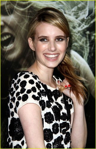 Emma Roberts 'Never Thought' She'd Be in 'Scream 4'