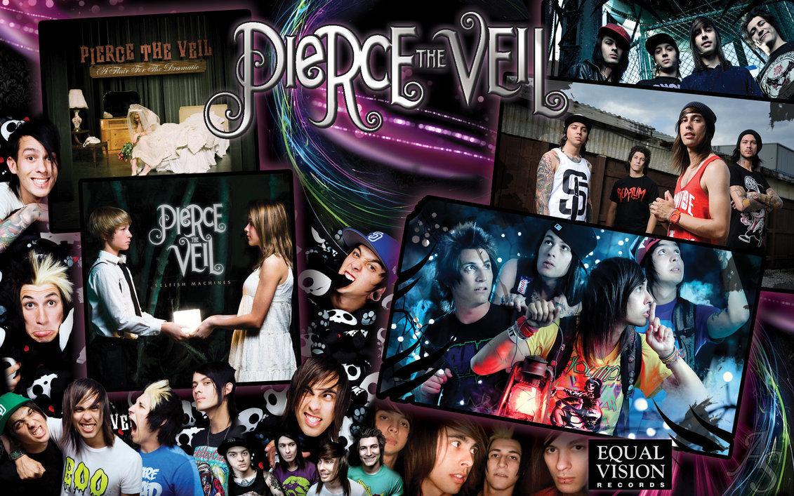 Pierce The Veil Wallapapers Pierce The Veil Fans Photo 20413085