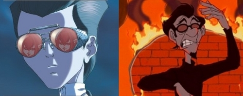 Resemblance? Artemis Fowl (graphic novel) vs. Lars