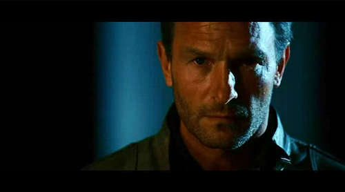 Thomas Kretschmann as 십자가, 크로스