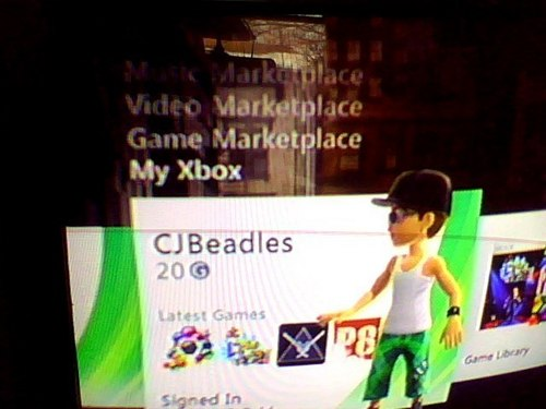 lol christian beadles on xbox but he deleited it now it is LilManBeadles
