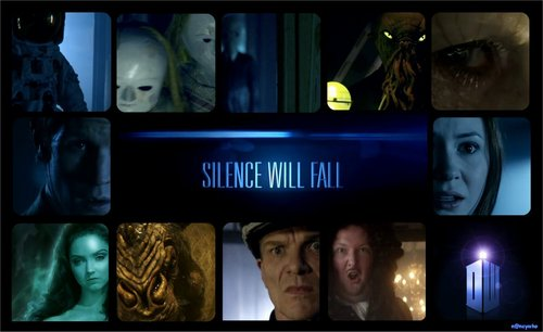 Doctor Who series 6 Silence will Fall