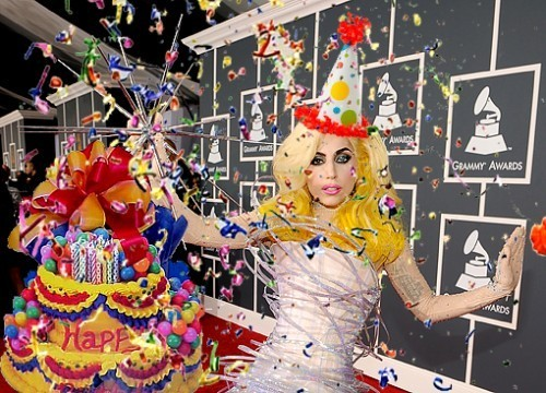 Happy Birthday, Lady Gaga!