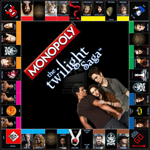 Monopoly: Twilight Eddition