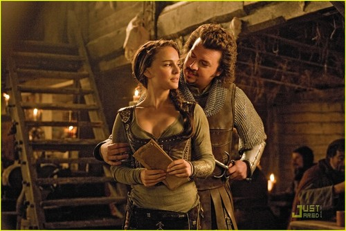 Natalie Portman & James Franco: More 'Your Highness' Stills!