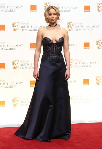 주황색, 오렌지 British Academy Film Awards - Winners Boards (February 13th, 2011)
