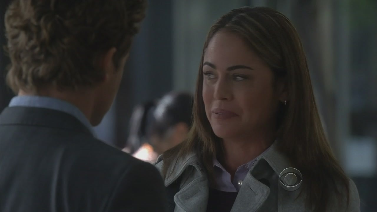 The Mentalist /3x14/ Blood For Blood