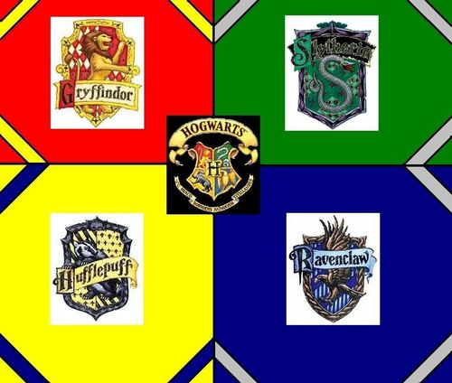 all the crests