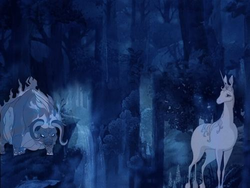 The Last Unicorn