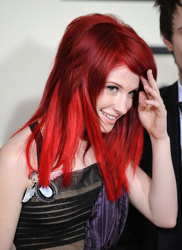 kers-, cherry Red Hair