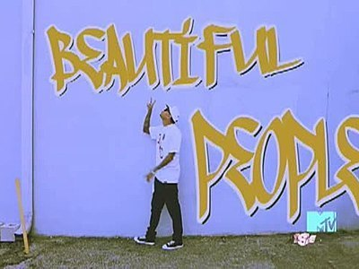 Chris Brown- Beautiful people