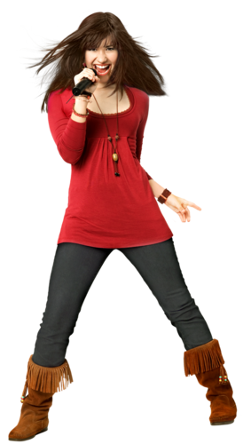 Demi lovato transparent photo!