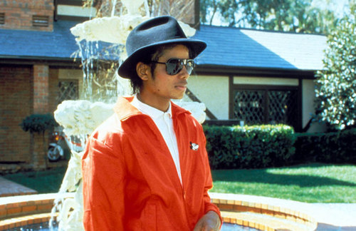 Dreamy Michael Jackson