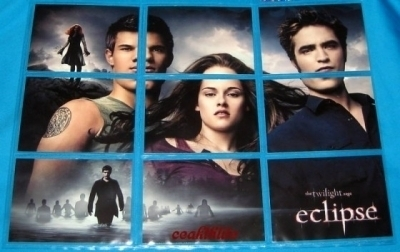 Eclipse Trading Cards