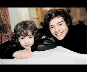 Harry styles with Harry moir!!!