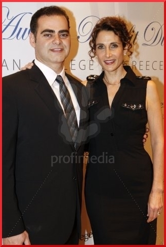 MELINA KANAKAREDES, American College of Greece 2nd Bi-Annual Alumni Awards, 2.04.2011
