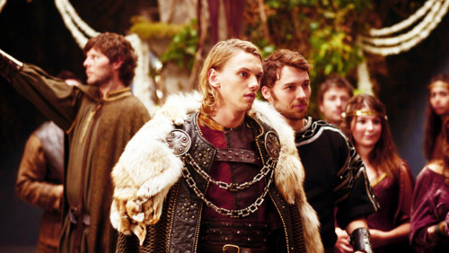 "New ""Camelot"" Promo Pictures (Jamie B Campell)"