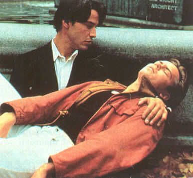 River and Keanu