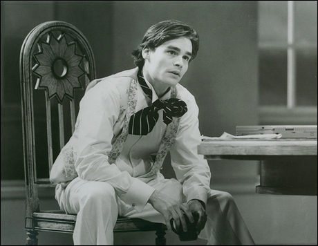 Robert Sean Leonard in 'Arcadia'