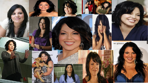 Sara Ramirez/Callie Torres Best person ever!!!!
